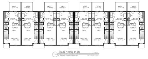 8 unit apartment building floor plans 30 best images about construction picks on pinterest