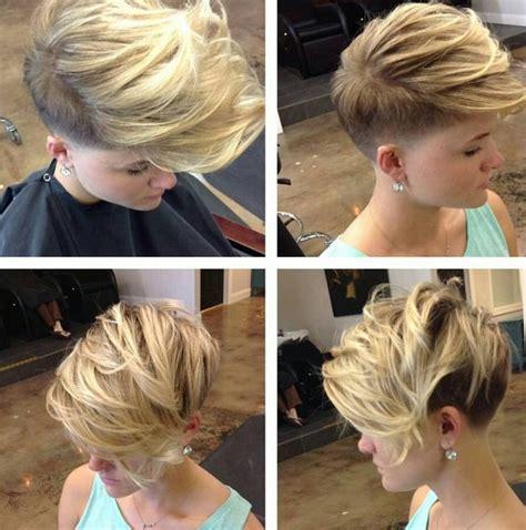 short hairstyles perfect  fine hair popular haircuts