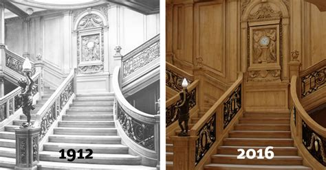 imagenes reales del titanic por dentro se gasta 430 millones de d 243 lares para hacer una r 233 plica
