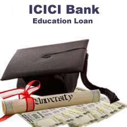 Education Loan For Mba Abroad by Icici Bank Education Loan