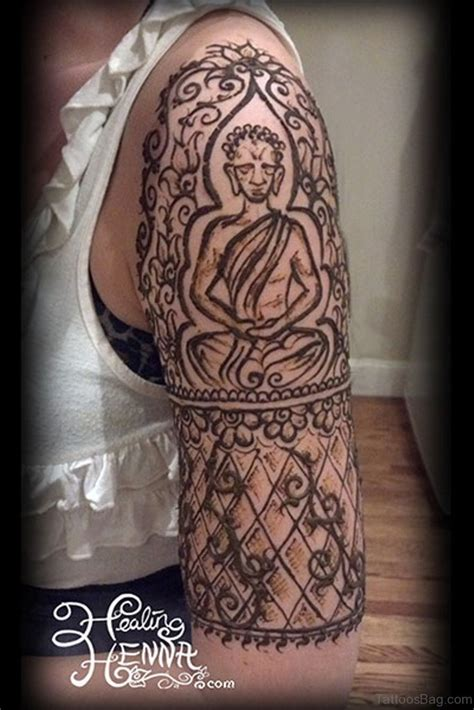 henna tattoo designs shoulder and arm 45 lovely henna on shoulder