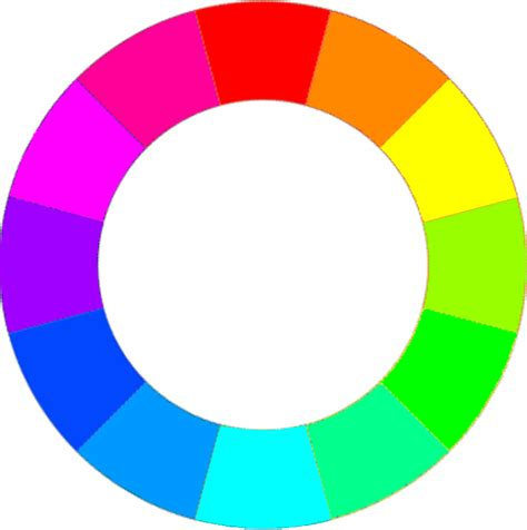 Color Or Colour file cercle chromatique rvb png wikimedia commons