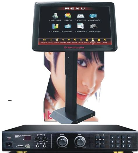 Pc Karaoke Ktv Player Android Remote 2tb 2tb hdd player with touch screen professional karaoke on demand system with songs support tv