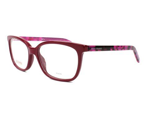 Frame Gucci 8005 Pg orange eyeglasses bo 0257 2pg fuchsia visio net