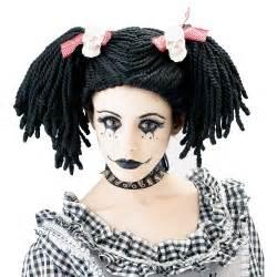 rag doll makeup doll and make up portraits mug