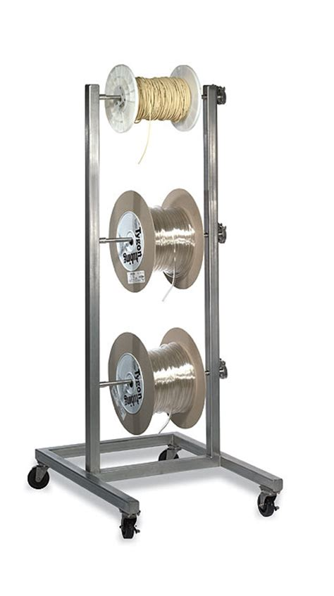 tubing spool rack 3 x 25 rods from cole parmer