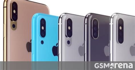 iphone with triple rear camera coming in 2019 according to