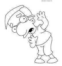 imagenes bart simpson triste buscar con google dibujos de los personajes de los simpson para dibujar