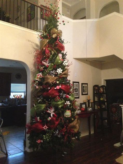 how much ribbon to decorate a 7 foot tree best 25 12 ft tree ideas on 12 foot tree tree 3 foot