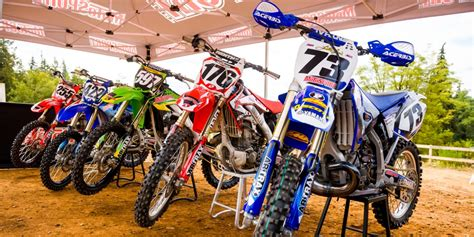 motocross bike makes how to make your dirt bike plastic look new again motosport