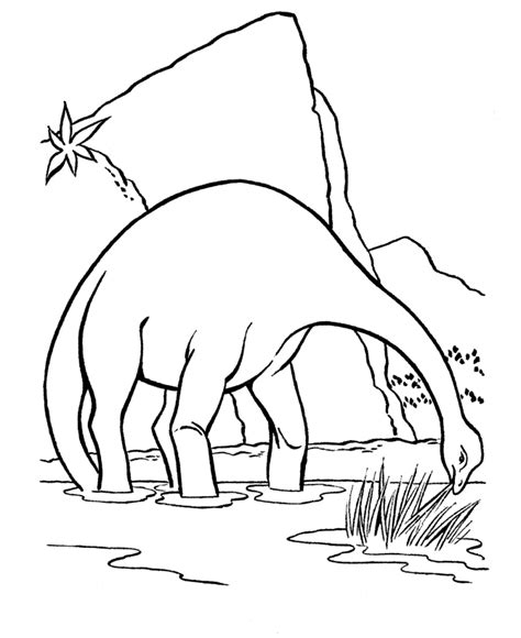 apatosaurus coloring page brontosaurus coloring pages az coloring pages