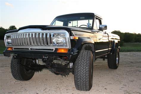 J10 Jeep Waterbully 1982 Jeep J10 Honcho Specs Photos