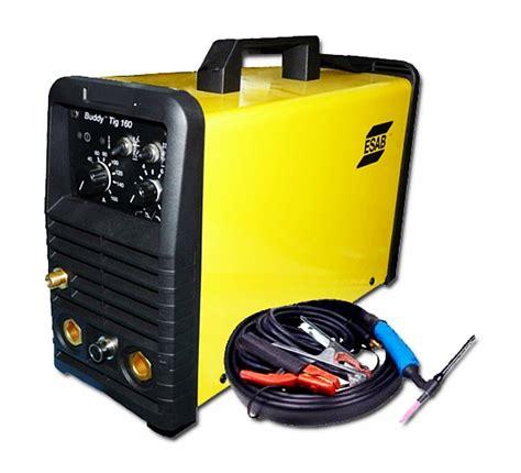 Esab Buddy Tig 160 1 esab buddy 160 tig mma welding machine delta welding malaysia