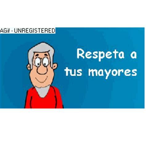 imagenes animadas respeto el respeto gif animados