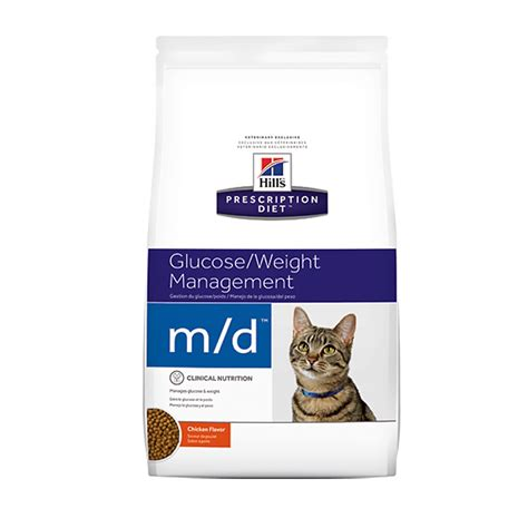 hills prescription diet feline md weight loss