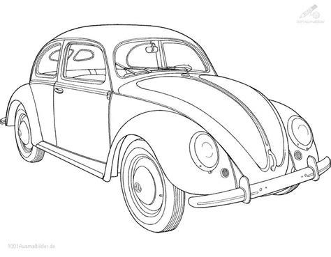Auto Sticker Vorlagen by Malvorlage Volkswagen Kafer Sticker Pinterest