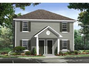 2 Story Duplex House Plans by Two Story Duplex Plans For Small Lots Joy Studio Design