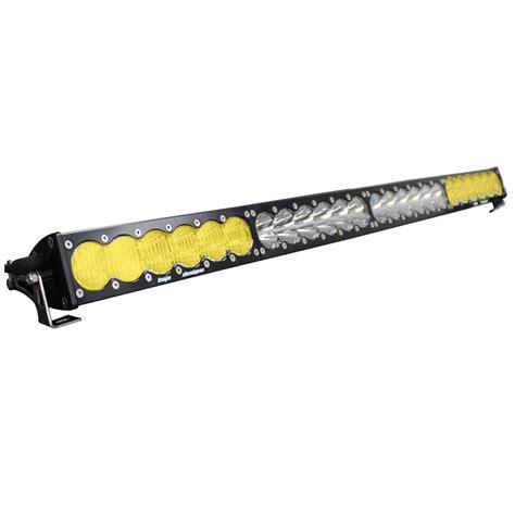 white led light bar onx6 dual 40 quot white led light bar baja