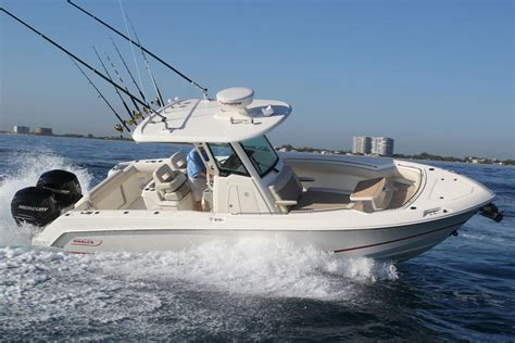 boston whaler boats new boston whaler 345 conquest new and used boats for sale
