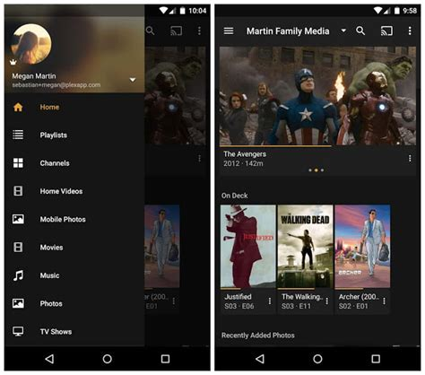plex apk free plex for android v6 11 0 3079 cracked apk is right here free