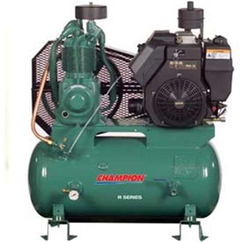 air compressors accessories gas powered air compressors chion 174 caersbgi02 two stage