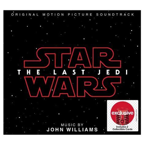 Star wars the last jedi soundtrack target exclusive target