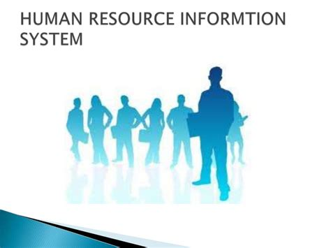 free ppt templates for human resource presentation human resource informtion system ppt