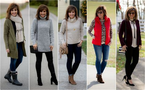 fashion styles for women over forty winter fashion for women over 40 grace beauty