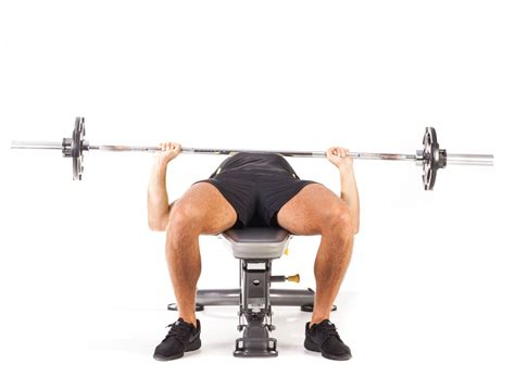 straight bench press barbell workout 2 total workout fitness