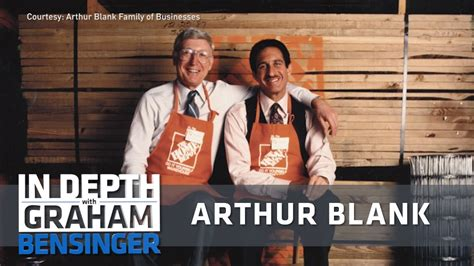 arthur blank i got fired then started home depot