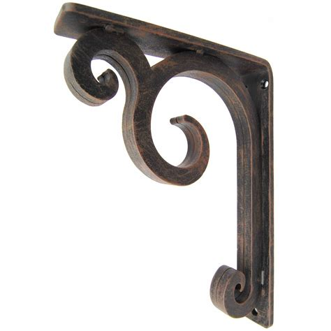 Iron Corbels keaton wrought iron corbel