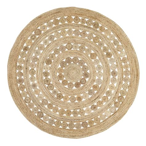 8 foot rugs celeste 8 foot jute rug by vhc brands the patch