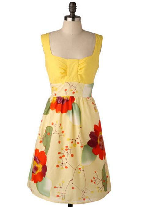 Modcloth Cqs New Vintage Obsession by Remember My Blouse To Dress Obsession Create Enjoy