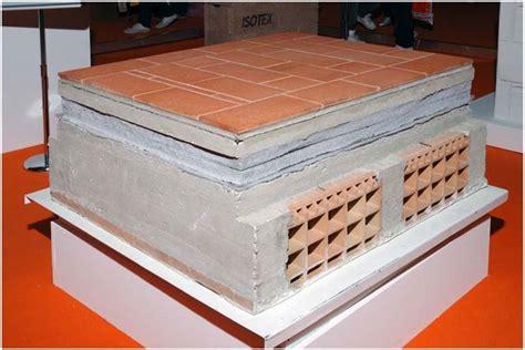 coibentazione terrazzo calpestabile isolante termico pavimento isolamento