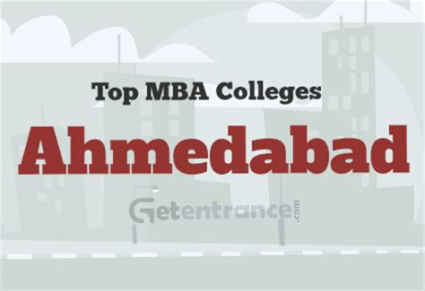 Mba In Ahmedabad by Top Mba Colleges In Ahmedabad 2018 Admission Cutoff