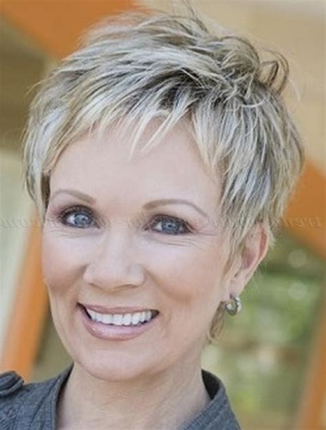 hairstyle for women over 60 with low hairline 15 collection of short trendy hairstyles for over 50