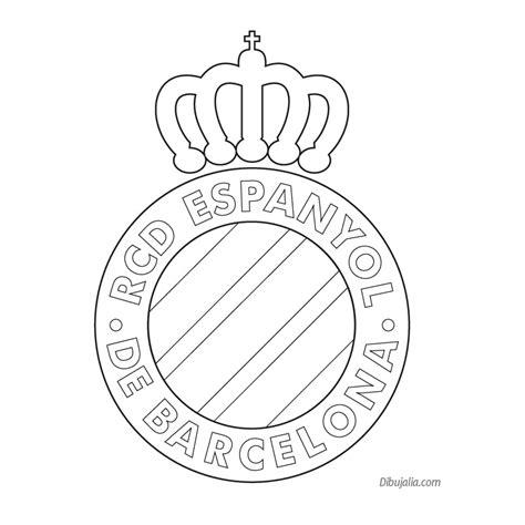 escudo del madrid para colorear az dibujos para colorear escudo do barcelona az dibujos para colorear