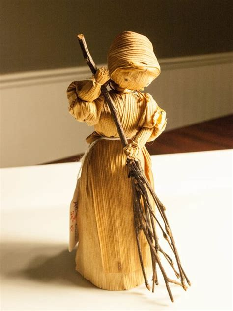 vintage corn husk doll the world s catalog of ideas