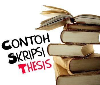 skripsi ekonomi akuntansi perpajakan contoh judul skripsi jurusan ekonomi akuntansi terbaru
