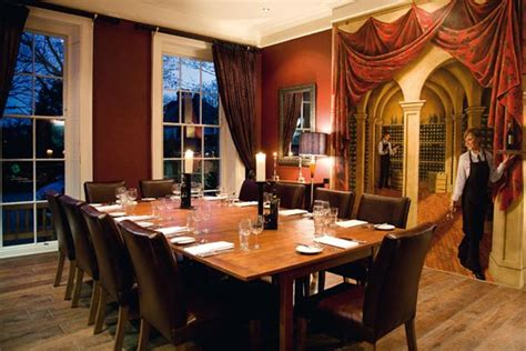 Private dining rooms richmond