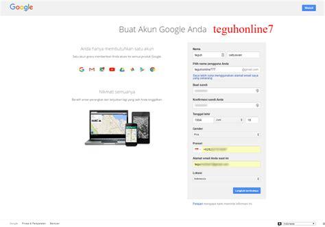 membuat akun gmail gratis teguh online 7 jasa seo murah