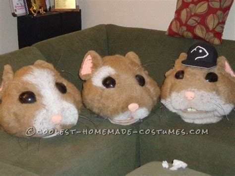 Kia Hamster Costumes For Adults Coolest Kia Ganster Hamster Costume