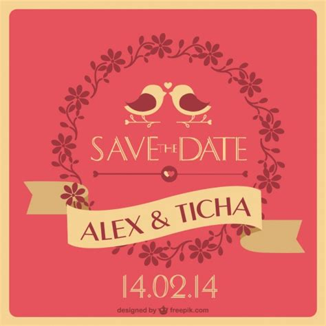 Wedding Invitation Letter Vector Free Unique Wedding Invitation Vector Free