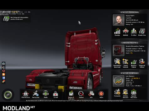 mod game euro truck driver 454 drivers in game mod for ets 2