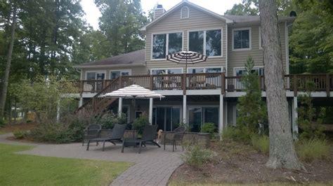 Osprey Lake Cabin Rentals by Fantastic New Rental On Lake Gaston Osprey Vrbo