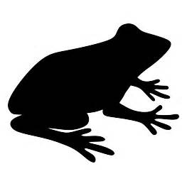 frog silhouette pictures to pin on pinterest pinsdaddy
