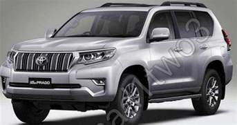 Land Cruiser Prado Toyota