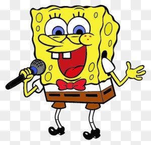 nick spongebob santa happy friday gif images animated  transparent png clipart images