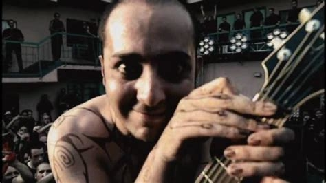 daron malakian tattoos system of a moscow show promo 06 21 2011