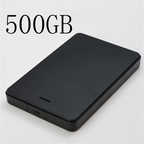 External Disk Acer 500gb silm external disk drive mobile hdd 2 5 quot 5400rpm encryption usb 40gb 500gb ebay